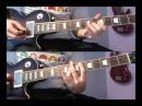 INSTANT CRUSH - DAFT PUNK guitar cover TABS