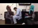 HOT Arab Girls Prank Their DAD !