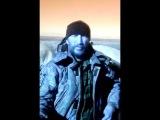 Тракторист из Осетии передает привет шахтерам из Чечни