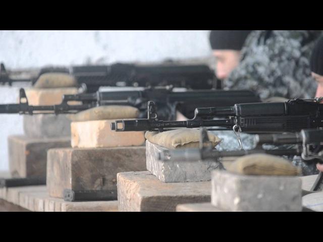 Стрельбы Школа Разведчика. Огневая подготовка спецназа ГРУ (ВДВ, страйкбол, лазертаг)