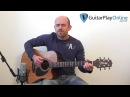Get Lucky (Daft Punk) - Acoustic Guitar Solo Cover (Fingerstyle)