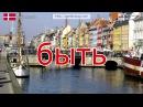 Урок 1. Глагол være (быть). Датский язык за 7 уроков для начинающих. Елена Шипилова.