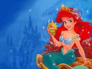 Мультик Принцессы Диснея   Зачарованный Мир #3 в игре