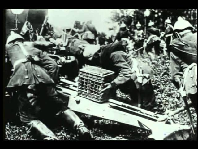 Первая мировая война.Битвы в окопах 1914-1918.Trenches Battleground WWI.Серия 2.