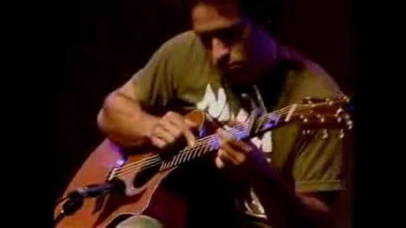 Trace Bundy's Dueling Ninjas - WHOLE SONG - on Acoustic Guitar