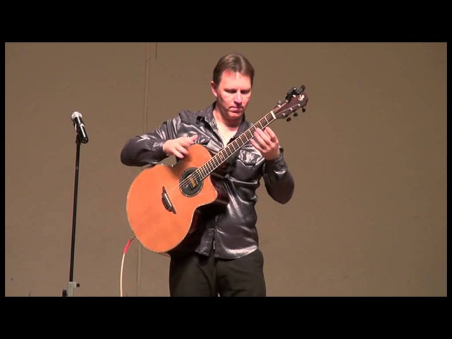 Vitaly Makukin - Samba Brazil (Beijing, China tour NAGA guitars 2012)