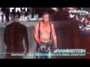 Rammstein Te Quiero Puta Chile 25 Nov 2010 HD 1080i