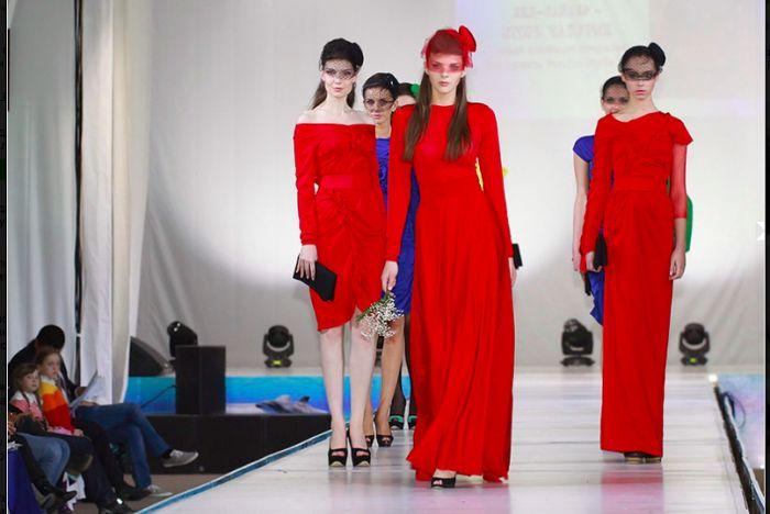 Афиша Владивосток Pacific Style Week - Конкурс молодых дизайнеров
