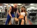 Inner Thigh Workout For Women _ Как накачать внутреннюю часть бедра, Спасокукотский тренерует девушку с узкими бёдрами и в мужск
