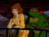 Черепашки ниндзя (Teenage Mutant Ninja Turtles) - Осторожно, опастность! (4 Сезон, 11 Серия)