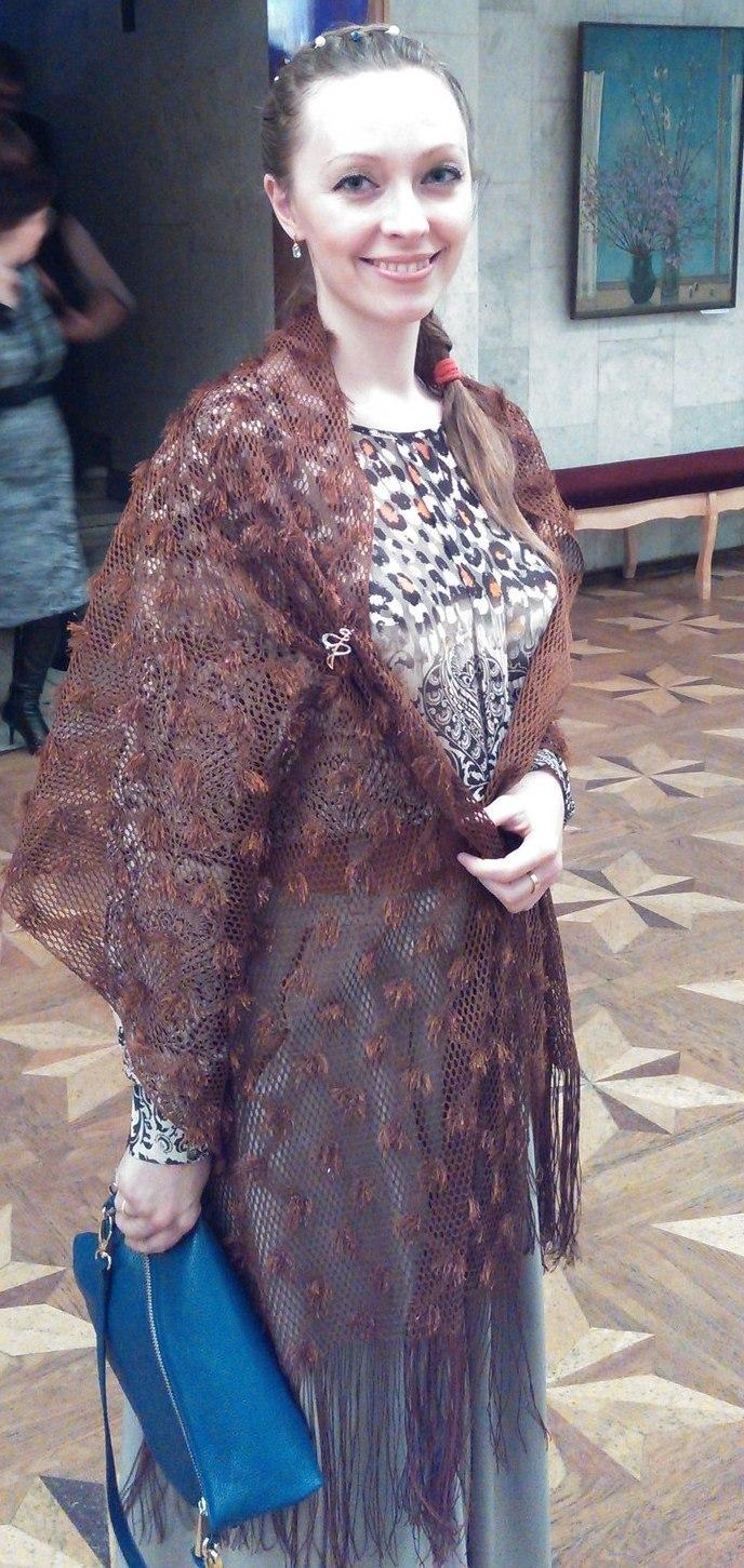 Надежда Погодина, автор проекта