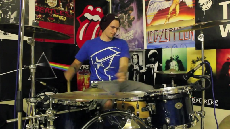 Cool Drum Fill For Beginners by Alex Ribchester