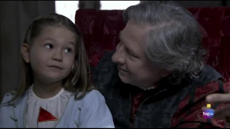 1 сезон.6 серия. Изабелла (Isabel)