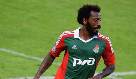 Фернандеш пропустил тренировку «Локомотива» из-за травмы