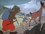 | ☭☭☭ Советский мультфильм | Отважные альпинисты | 1950 |