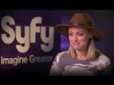 Who smells the best Watch the cast of Lost Girl answer our fun quickfire questions