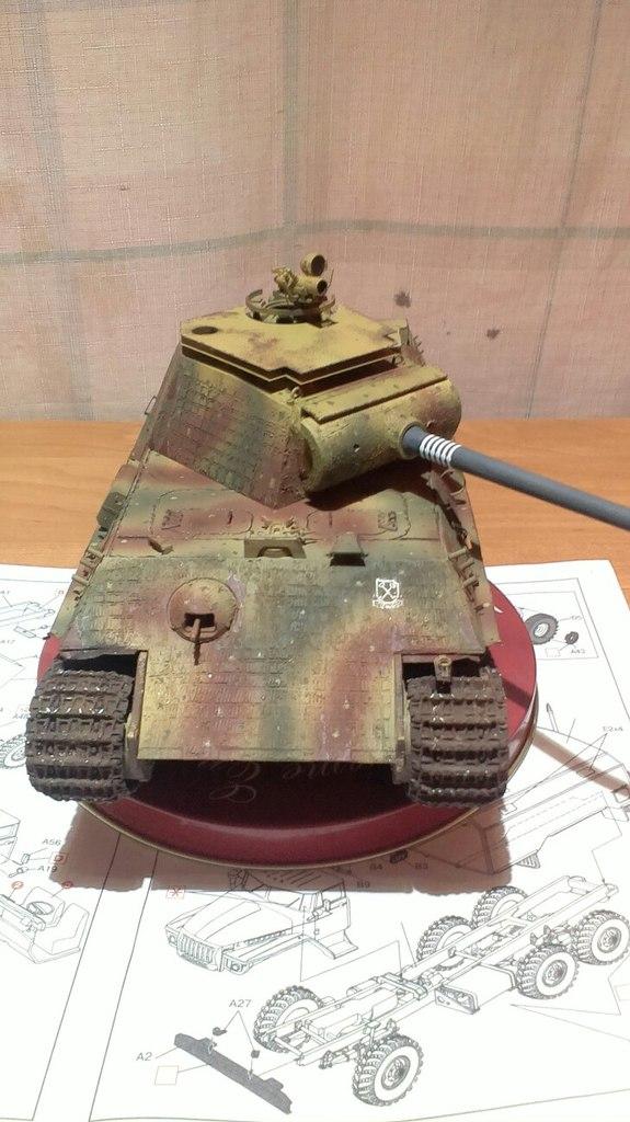 Panther G с инфракрасным прибором.  I1byUT6zl4U