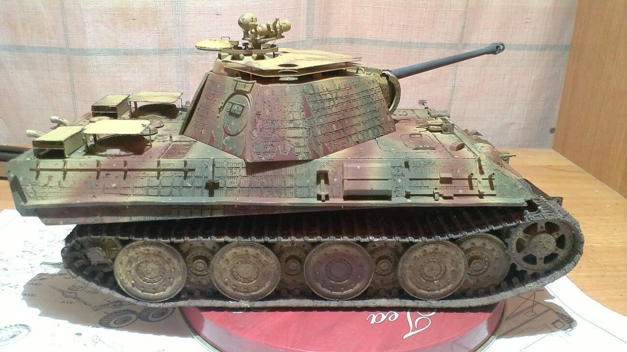 Panther G с инфракрасным прибором.  Rq07CILLe38