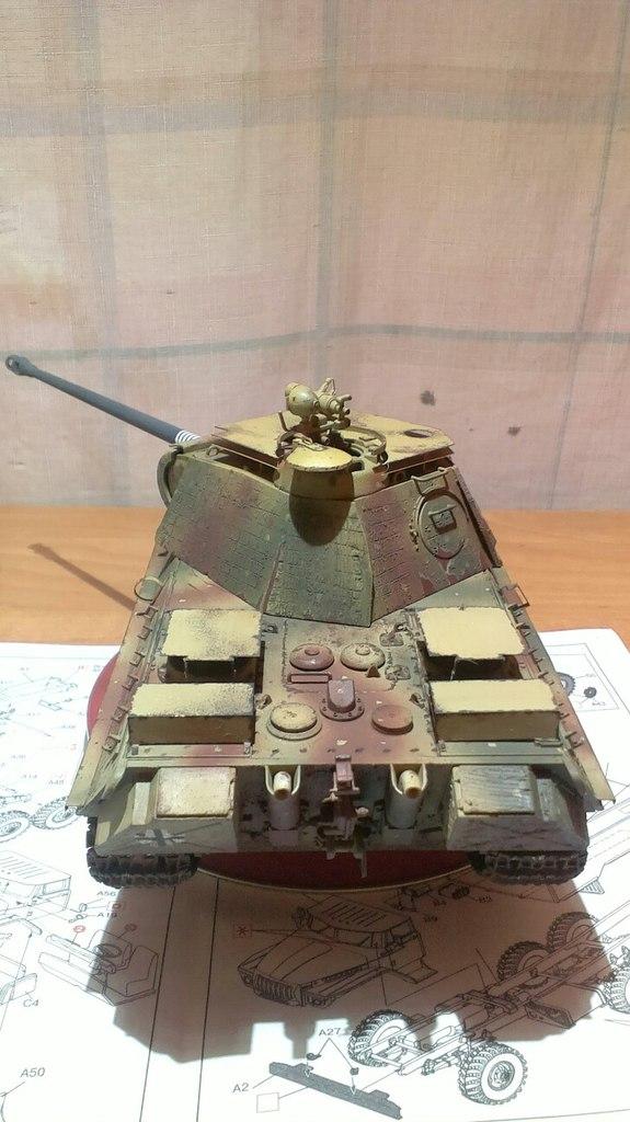 Panther G с инфракрасным прибором.  _vvsqytVaW8