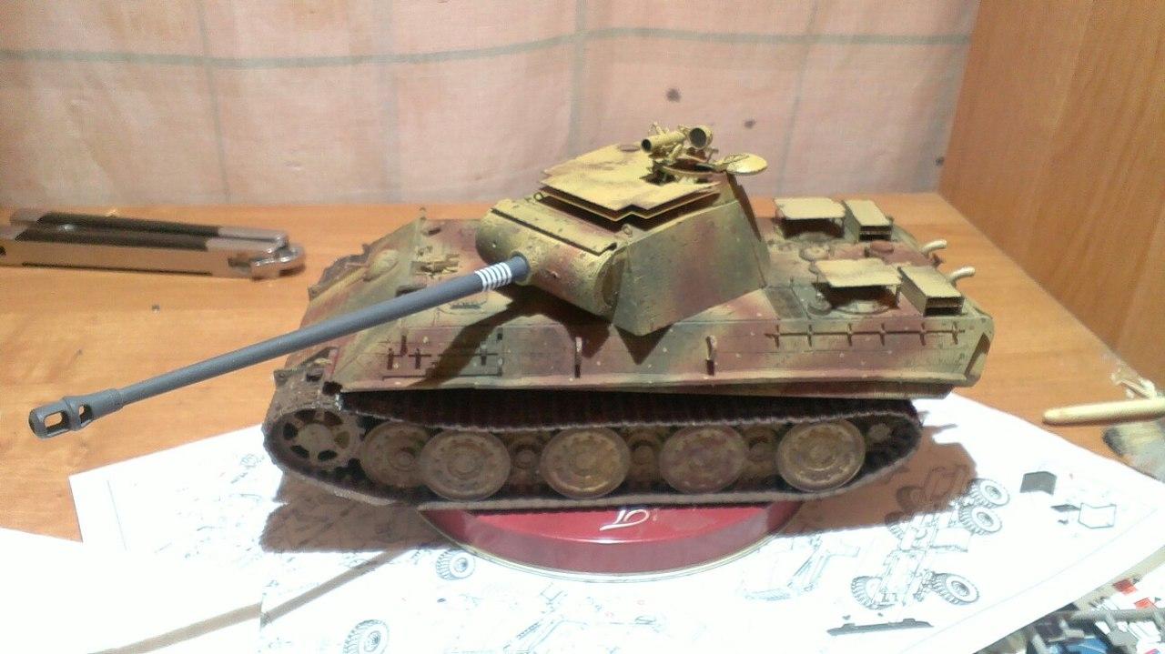 Panther G с инфракрасным прибором.  O4tfAm731Tc