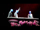 Blue Man Group Pipe Medley (with Crazy Train &amp Lady Gaga)