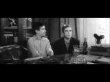 Смешной эпизод из фильма Я шагаю по Москве реж.Георгий Данелия