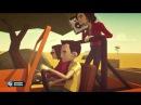 Laidback Luke Peking Duk - Mufasa (Official Video)