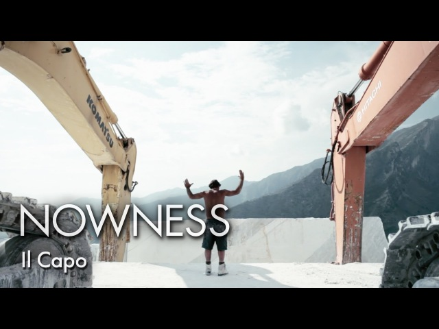 "Ll Capo"" (The Chief): a striking look at marble quarrying in the Italian Alps"