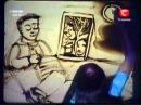 Ксения Симонова рисунки песком финал телешоу Украина має талант — Видео@Mail Ru M...