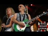 HD VIVIAN CAMPBELL &amp DEF LEPPARD 2014 SUMMER TOUR
