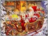 Glade jul (med norsk tekst)