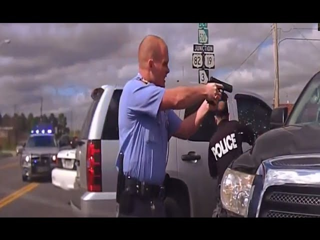 Angry Police Exciting Chases Compilation Fails Crashes and Winn!!