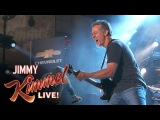 Van Halen - Eruption and You Really Got Me (Jimmy Kimmel Live 2015)