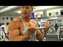 In the Iron Asylum with IFBB RUSSIAN MENS PHYSIQUE PRO DENIS GUSEV  Circuit training
