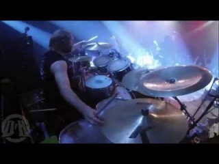 ENTOMBED A.D@Living Dead-live in Cracow-Poland 2014 (Drum Cam)
