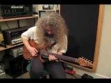 Guthrie Govan playing to B.B. King style track JTCGuitar.com