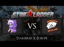 Dota 2 KPG vs Virtus.Pro | Starladder Season 10