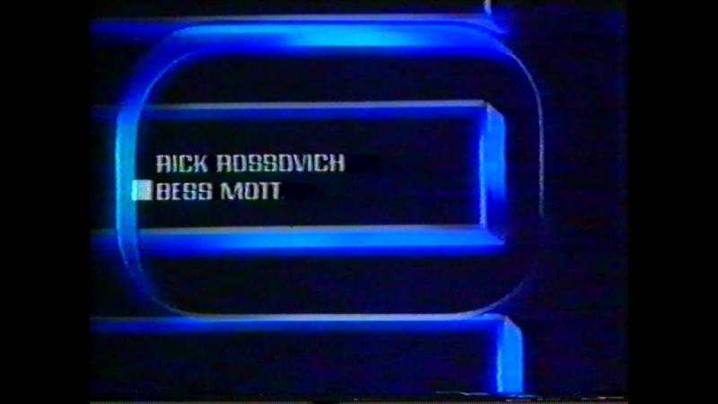 The Terminator (1984) VHS OPENING (Переговорщик Володарского - в сети отсутсвует)