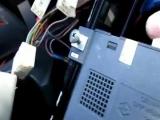 Шумоизоляция моторного щитка Ваз2115,(проклейка) панели приборов и всего пластика автомобиля1