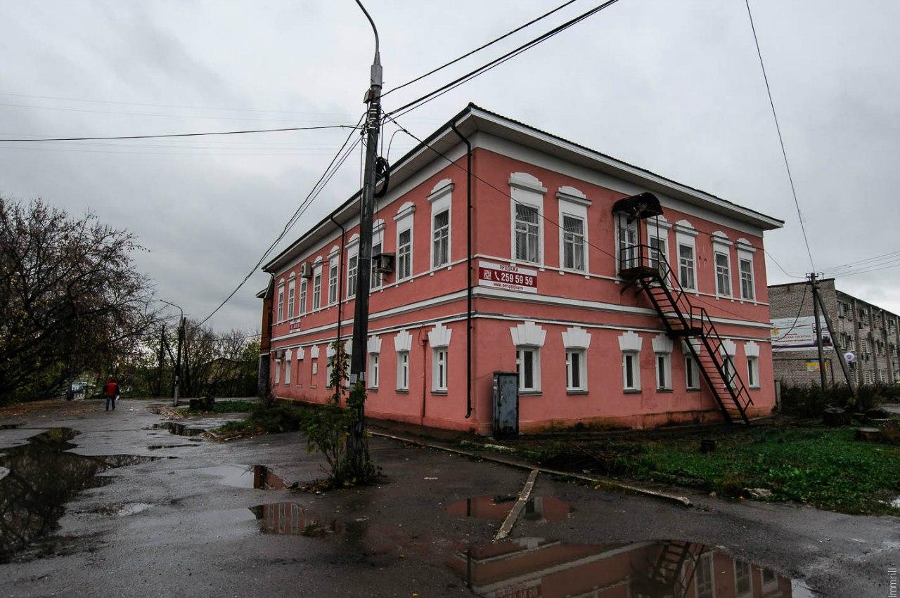 Правление Верхнемуллинской волости