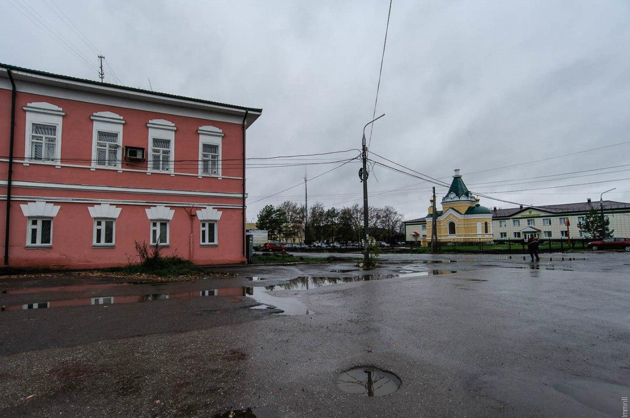 Площадь Верхних Муллов