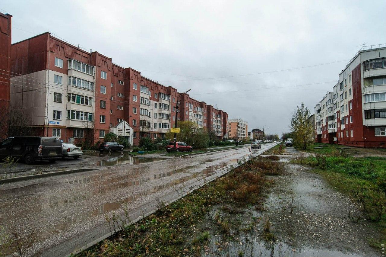 Поселок Кондратово