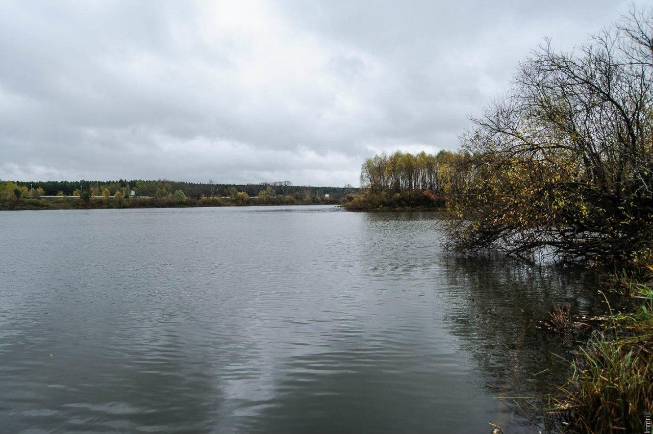 Озёра в Мулянке