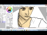 SpeedPaint-Как я рисовала Гелю :D
