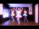 【踊ってみた】GO! プリンセスプリキュアED「ドリーミング☆プリンセスプリキュア」【カラーポワント】