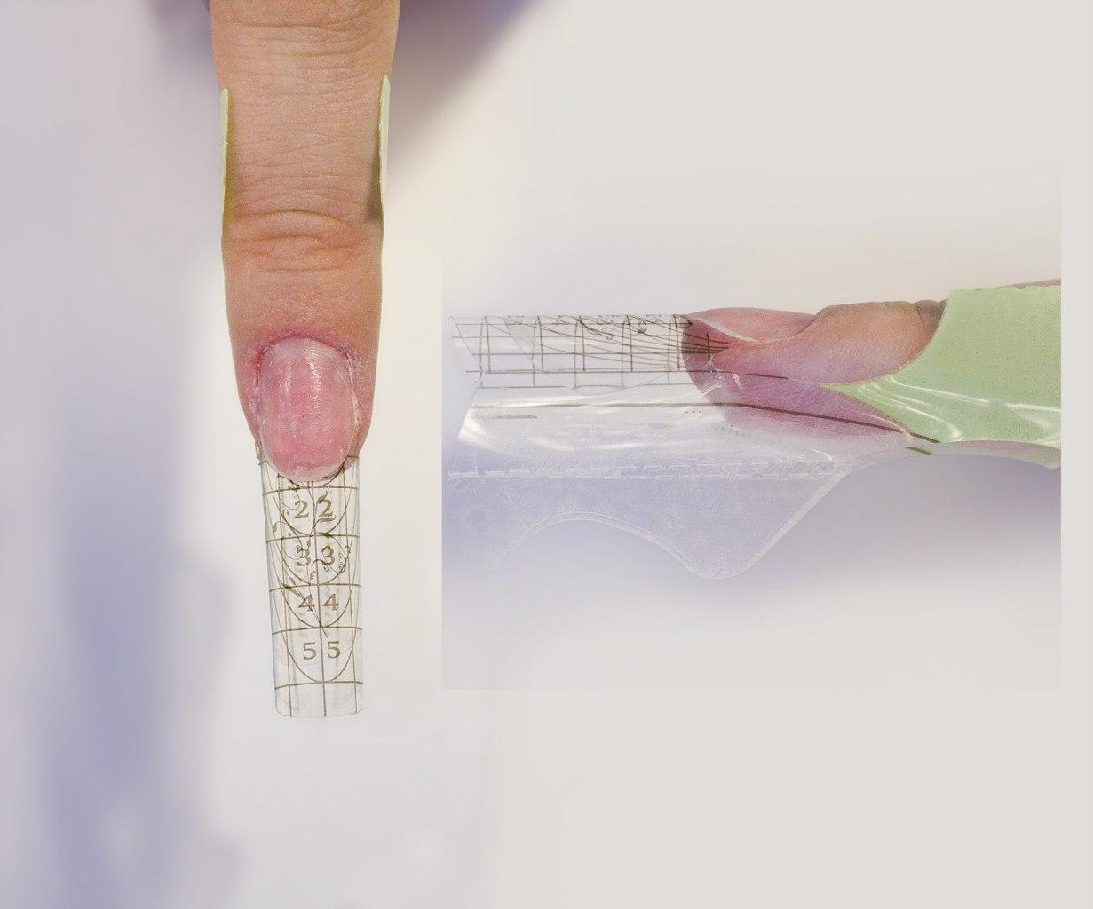 Наращивание ногтей гелем инструкция