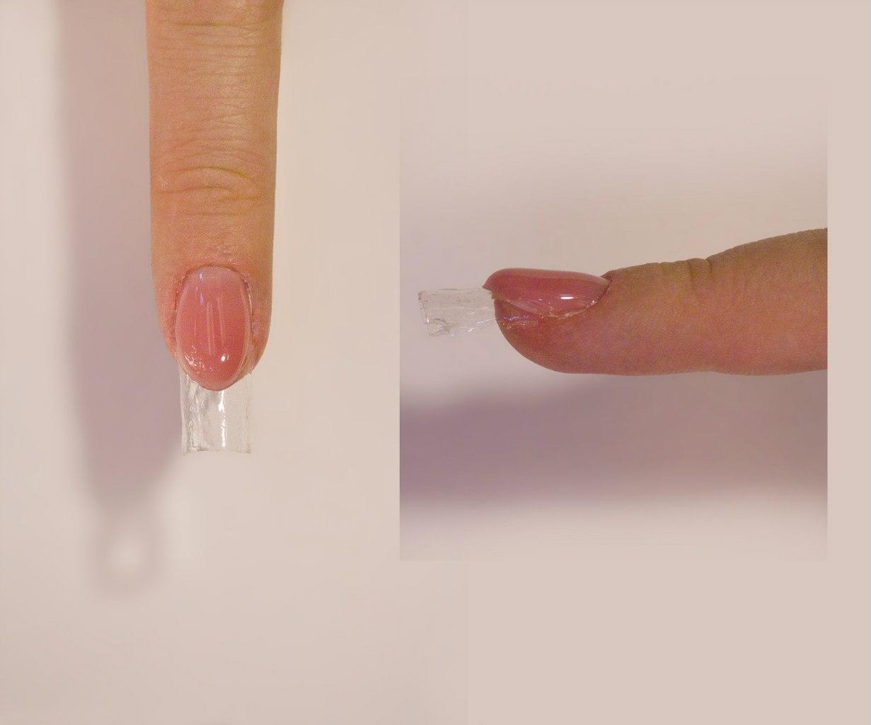Как наращивать ногти пошагово на формы