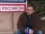 Олег Рой в программе «Вести. Интервью» (Саратов)