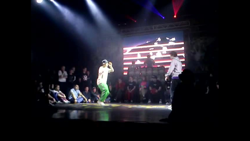 1/4 фіналу Hip-hop (beginers) (2)