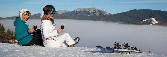 OwtixpinUxU Буковель: лижі, санки і гуцульські забавлянки - photo
